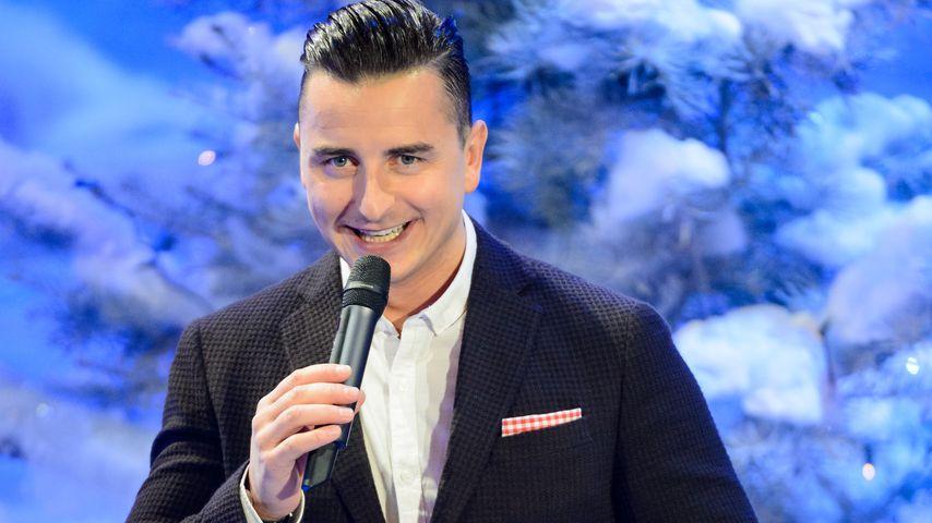 Andreas Gabalier 2016 bei einem Adventfest