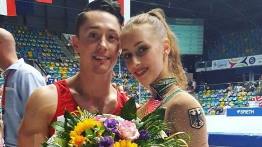 Trost für Unglücks-Turner: Freundin in Rio ebenfalls dabei