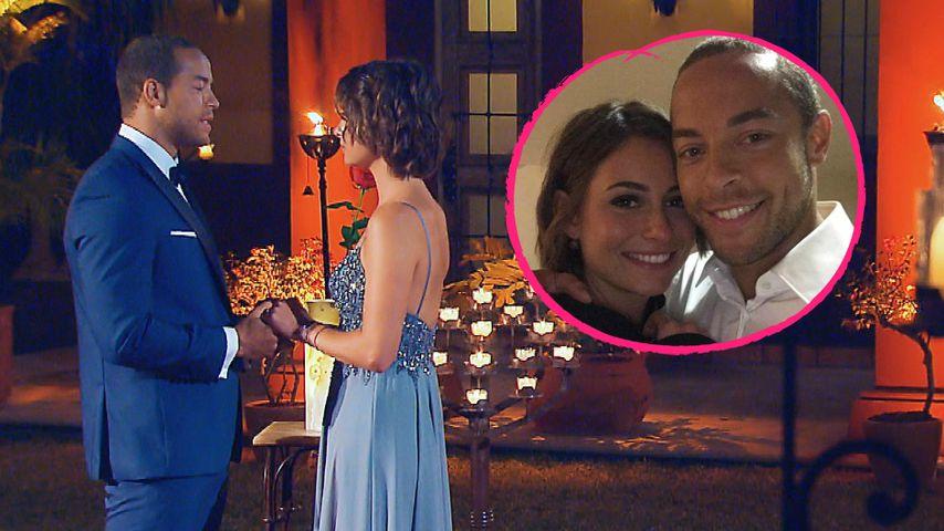 Nach Bachelor-Finale: Jennifer & Andrej machen Paar-Selfie