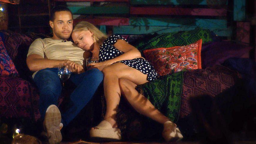 """Andrej Mangold und Vanessa Prinz bei """"Der Bachelor"""" 2019"""