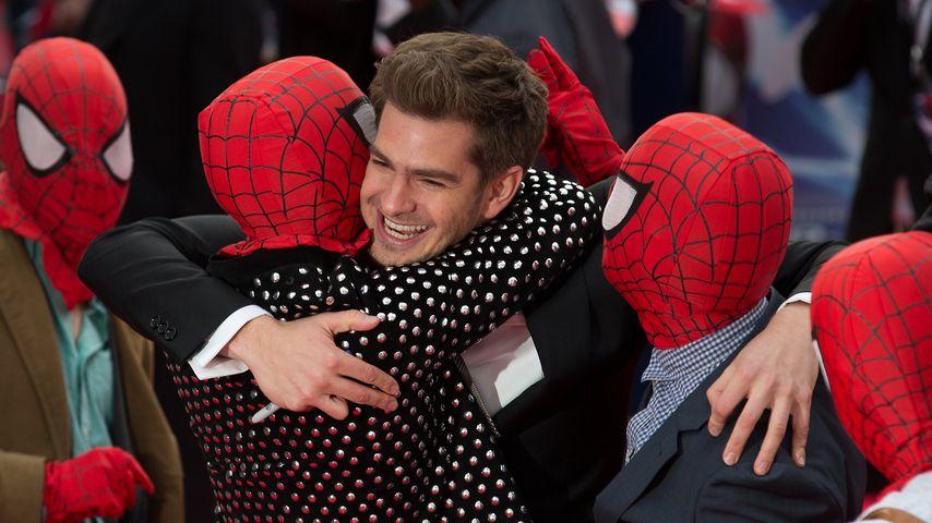 """Spiderman""-Star Andrew Garfield"