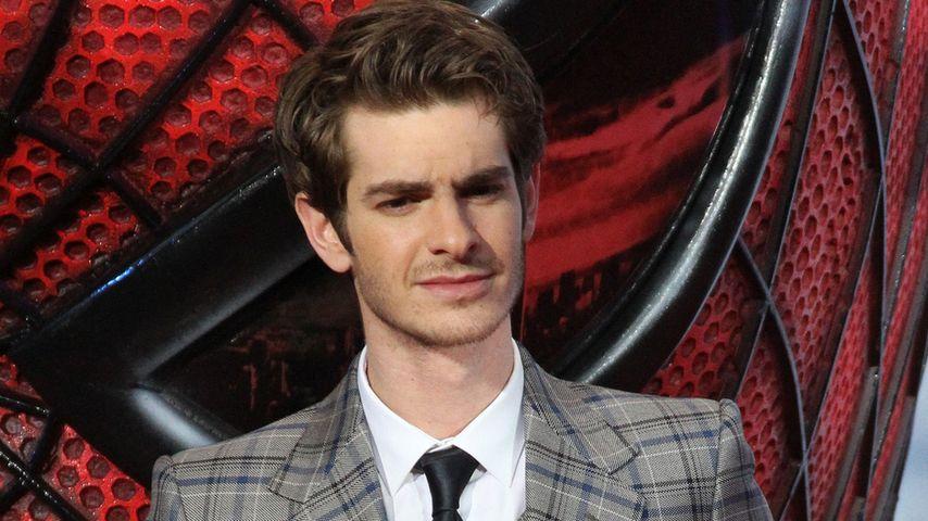 Andrew Garfield wird wieder zum Spiderman!