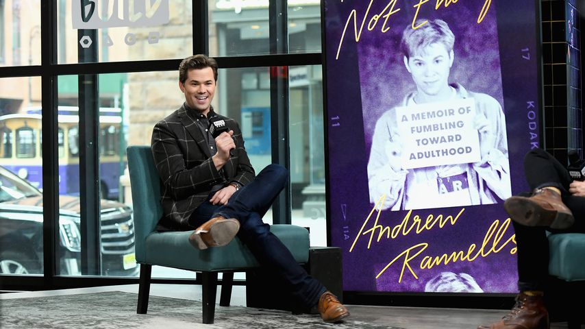 """Andrew Rannells bei seiner """"Too Much Is Not Enough""""-Buchtour"""