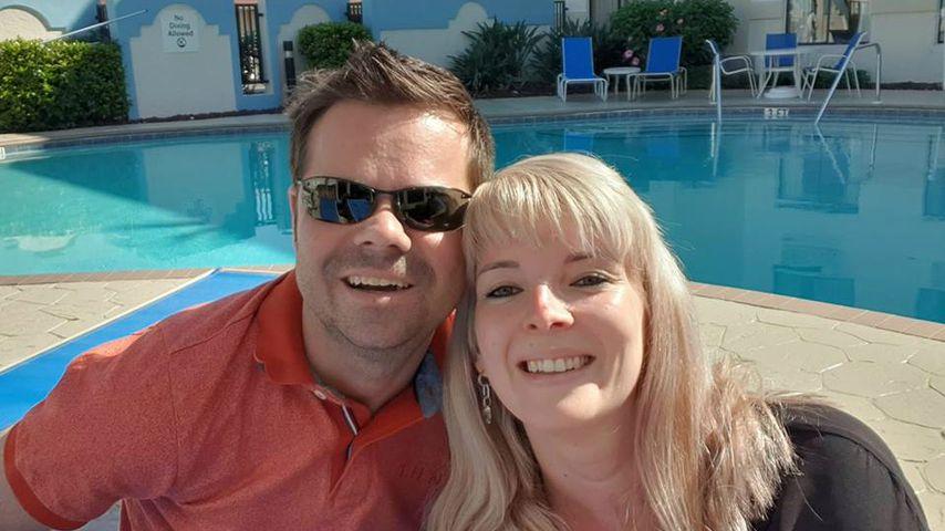 Andy und Sandra in Florida