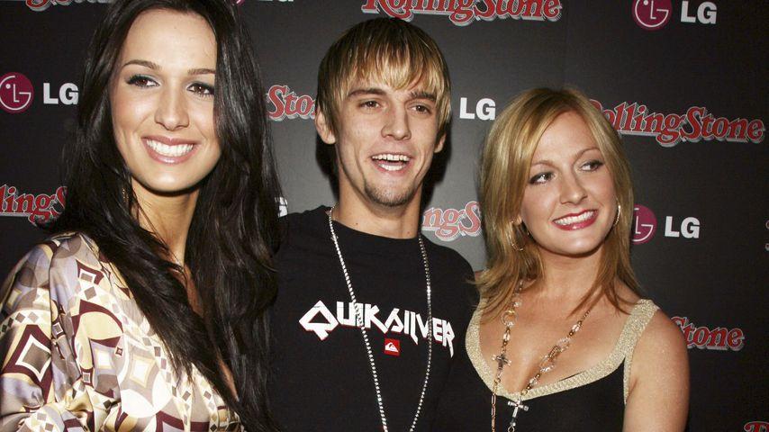 Angel, Aaron und Bobbie Jean Carter