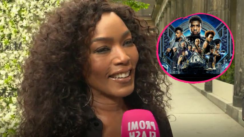 "Angela Bassett schwärmt: So toll war ""Black Panther"""
