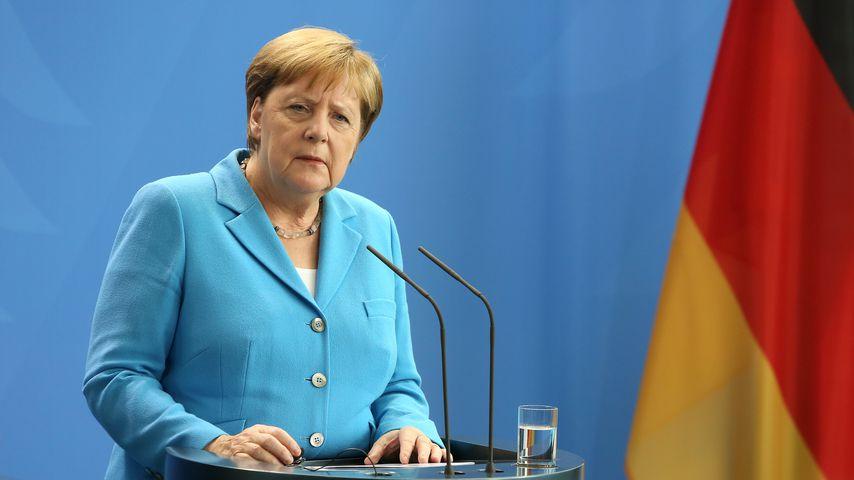 Politikerin Angela Merkel