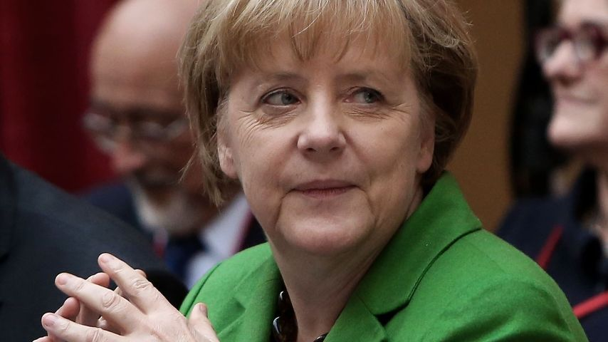 Angela Merkel, CDU-Politikerin