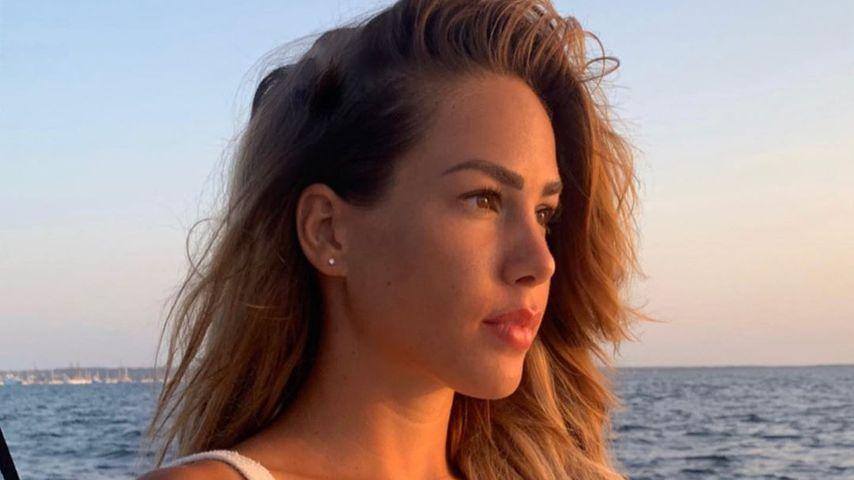 Angelina Heger im Februar 2020