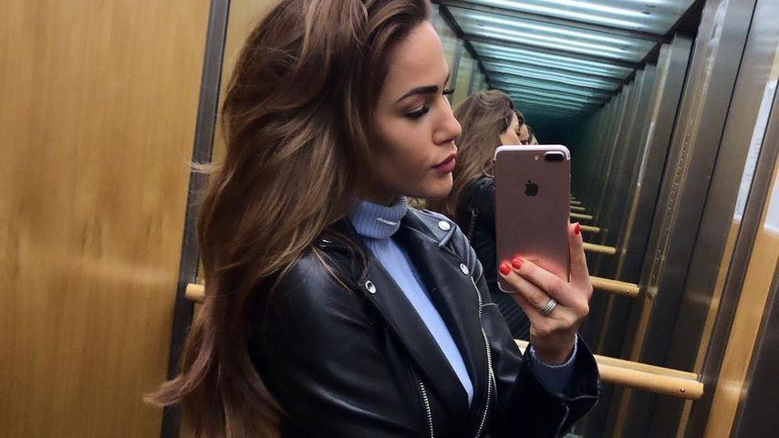 Angelina Heger, TV-Star