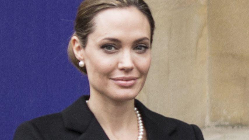 Angelina Jolie: Bringt ihr Engagement sie noch um?