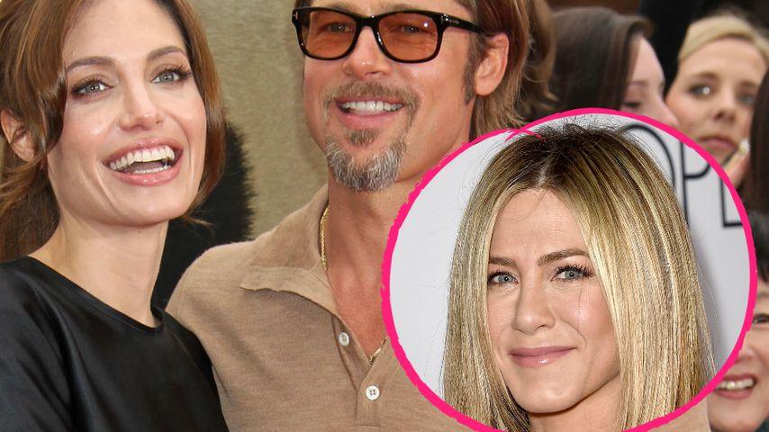 Brangelina-Trennung: Freut sich Jennifer Aniston jetzt etwa?