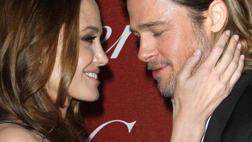 Angelina Jolie und Brad Pitt: Nun Hochzeit im Mai?