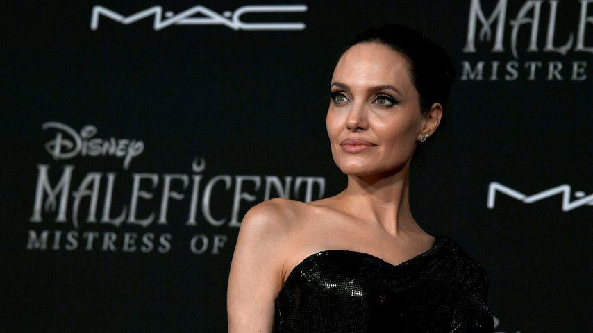 Sorgerechtszoff: Angelina Jolie fühlt sich im Stich gelassen