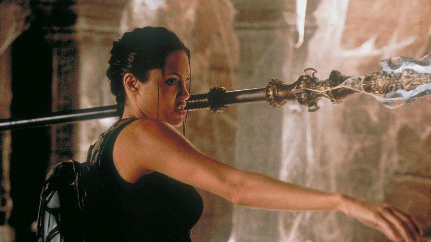 "Angelina Jolie in ""Lara Croft: Tomb Raider"" 2001"
