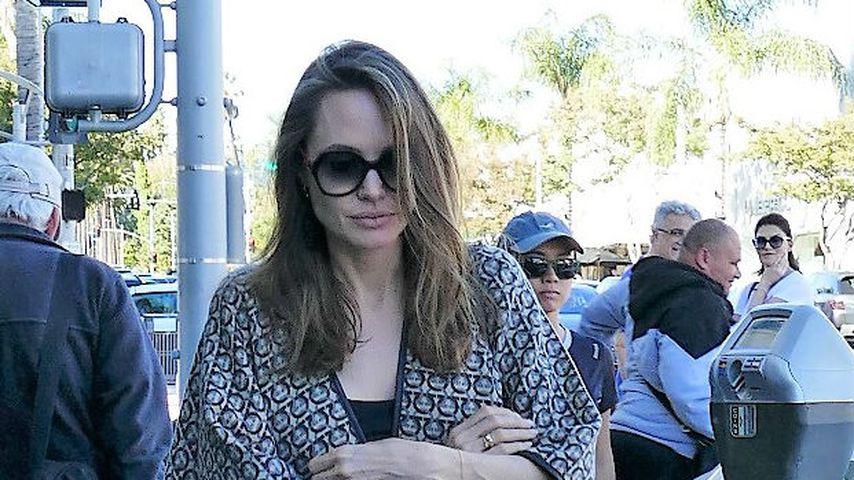 Angelina Jolie: Erste Bilder seit Charlize-Gerüchten um Brad