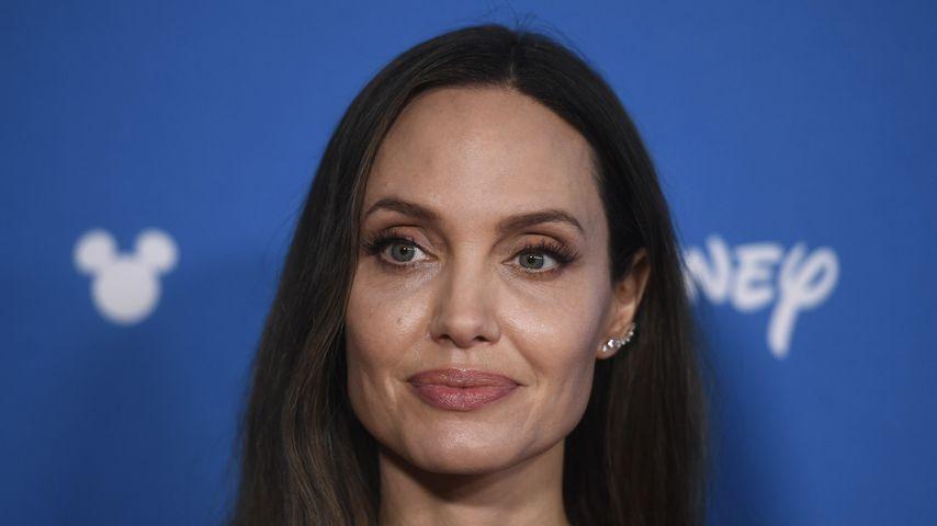 Angelina Jolie: So ist das Leben als Mama von Teenagern!