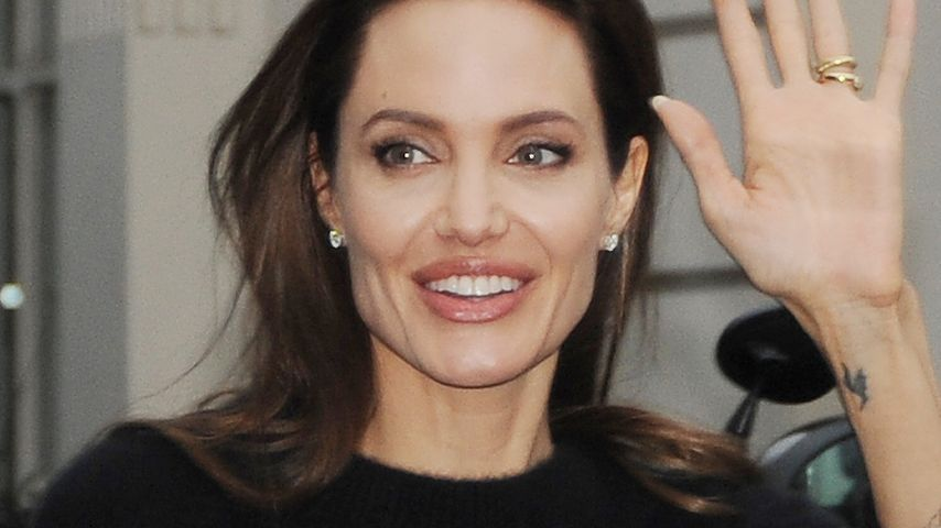 Kinder & Karriere? Für Angelina Jolie kein Problem
