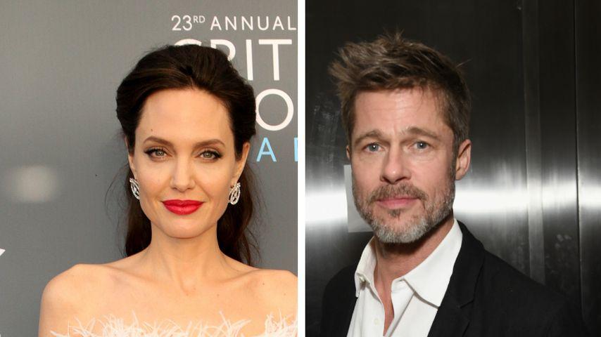 Nach Angies Adoptionsplänen: Will Brad Pitt noch mehr Kids?