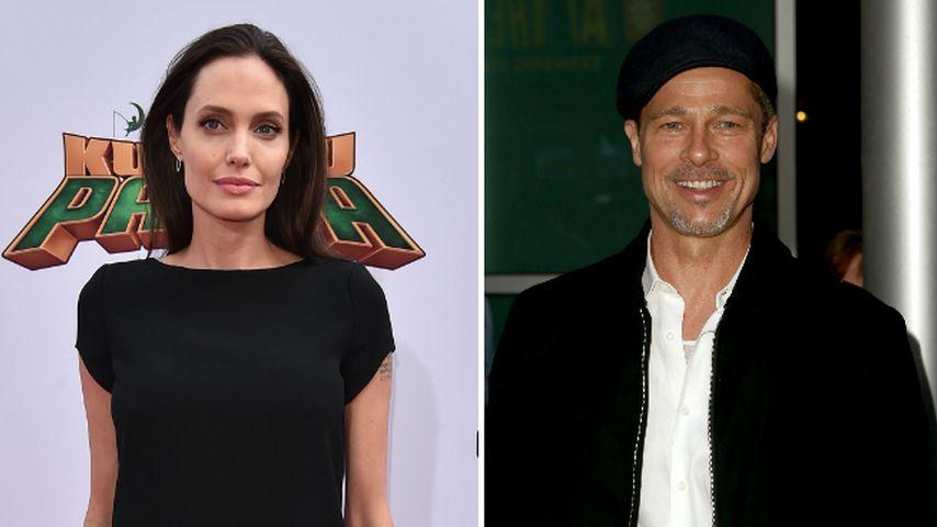 Angelina Jolie: So war die Zusammenarbeit mit Noch-Mann Brad