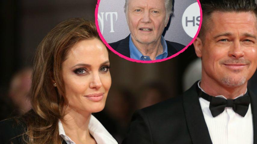 Angelinas Vater: Glückwünsche zur Heirat mit Brad