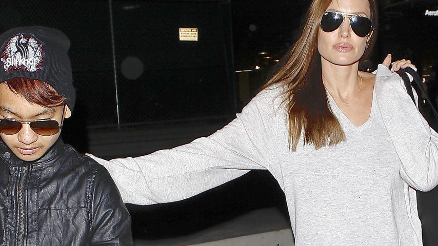 Maddox Jolie-Pitt: Kein Bock auf Mama Angelina