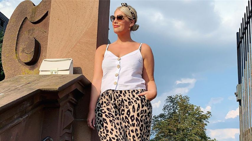 Model Angelina Kirsch