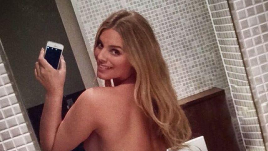 Angelina Kirsch mag ihre Rundungen