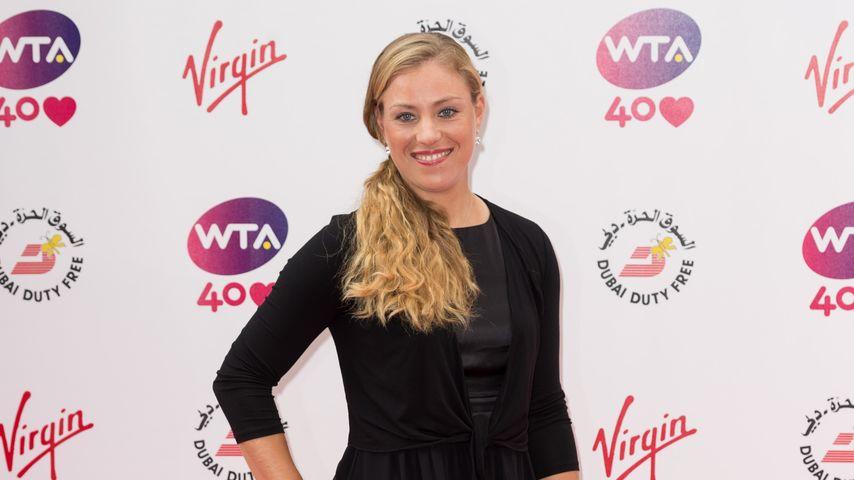Irre Wette: Tennis-Angie geht nach Mega-Triumph baden!