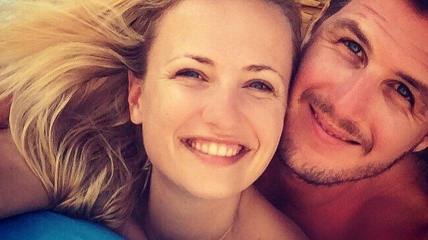 Ania Niedieck und Ehemann Chris