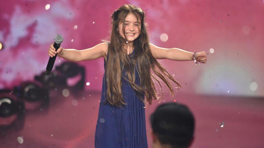 """Team Mark Forster: SIE gewinnt """"The Voice Kids"""" 2018!"""
