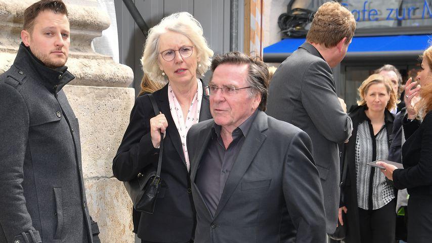 Anita und Elmar Wepper in München