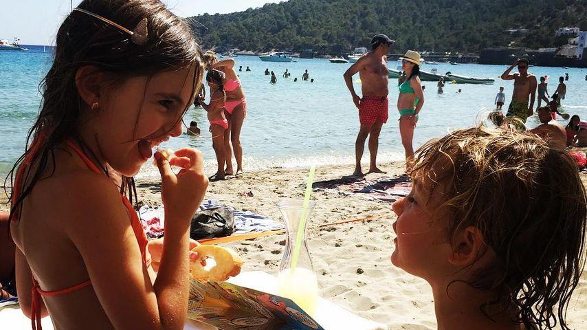 Anja und Noah Ambrosio Mazur