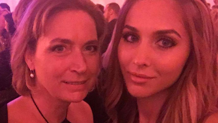 Ladies' Night! Ann-Kathrin Brömmel zeigt ihre schöne Mutter