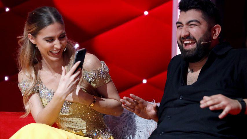 """Ann-Kathrin Broemmel und Faisal Kawusi bei """"Let's Dance"""""""