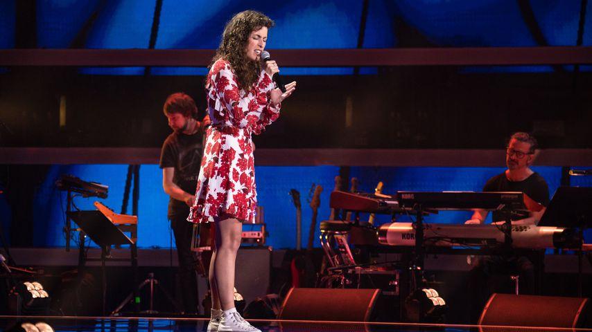 "ESC-Star Ann Sophie bekommt Standing Ovation bei ""The Voice"""