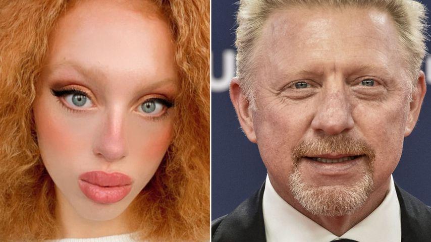 """""""Nicht einfach"""": Anna über Verhältnis zu Papa Boris Becker"""