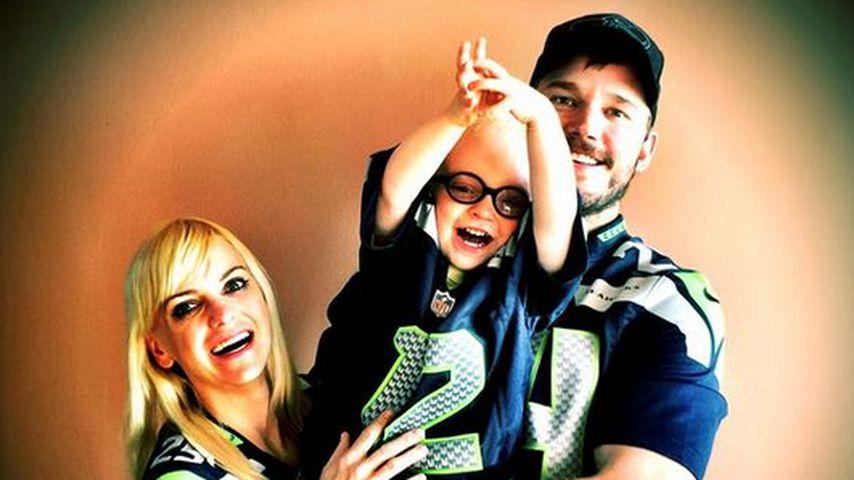 Zauberhaft! Chris Pratt & Anna zeigen ihr Glück