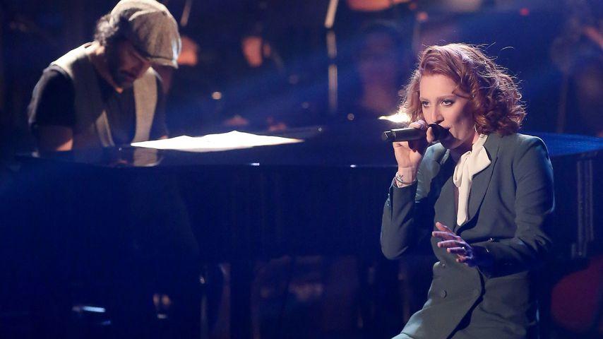"""Anna Heimrath im """"The Voice of Germany""""-Halbfinale 2017"""
