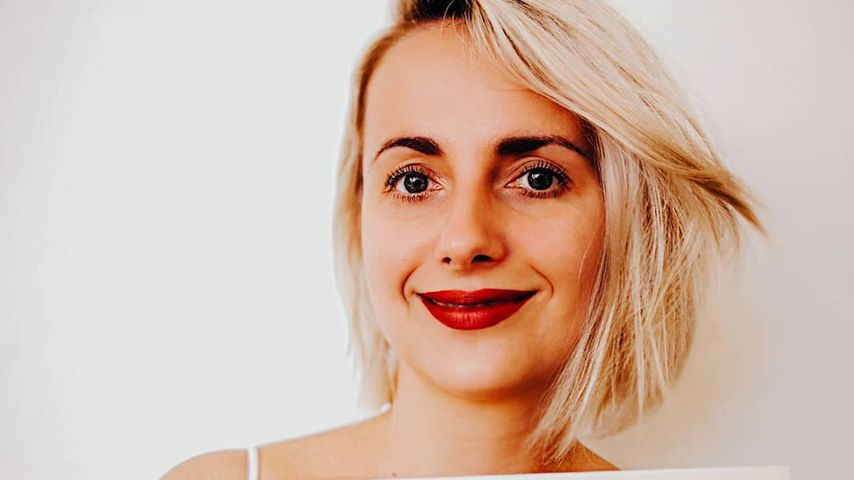 Anna Heiser im März 2020