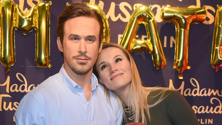 XXL-Fan-Liebe! Anna Hofbauer spürt Ryan Goslings Herzschlag