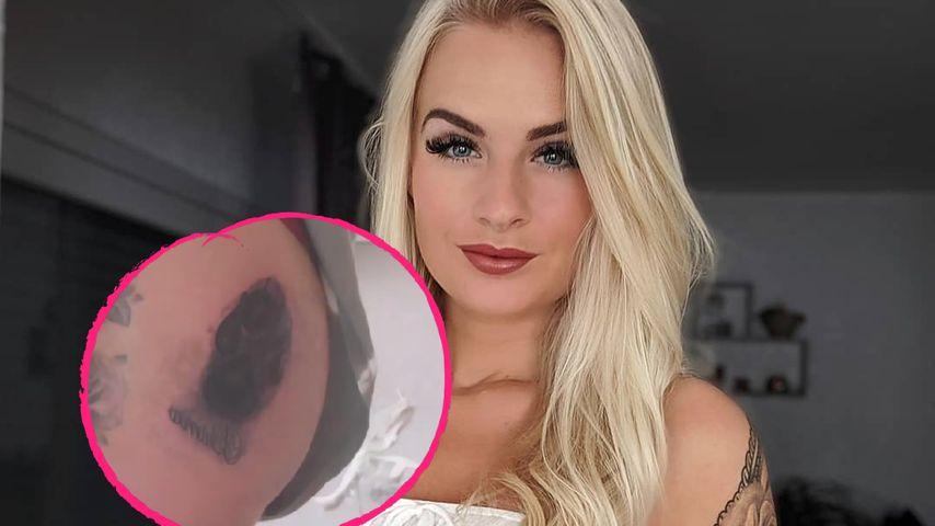 Nach Marc-Trennung: Anna Iffländer gönnt sich Po-Tattoo!