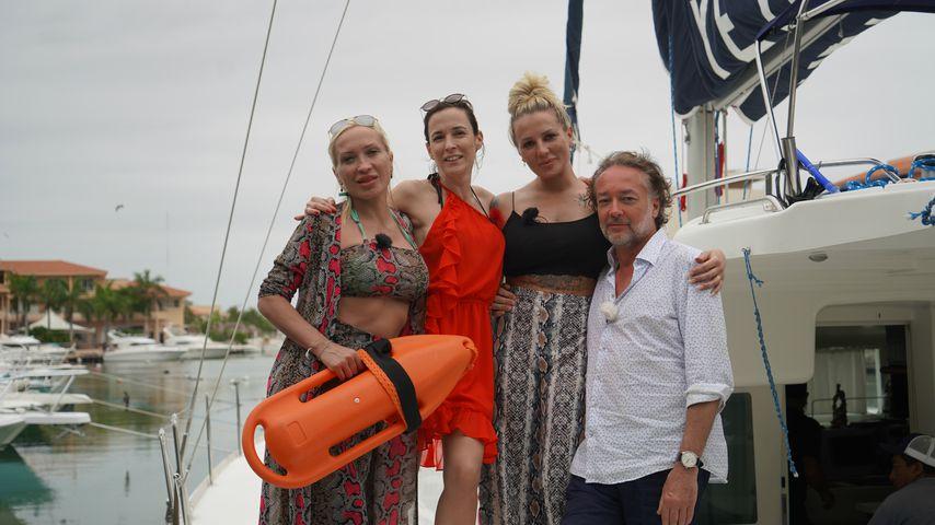 """Anna, Natascha, Michelle und Felix bei """"M.O.M – Milf oder Missy"""""""