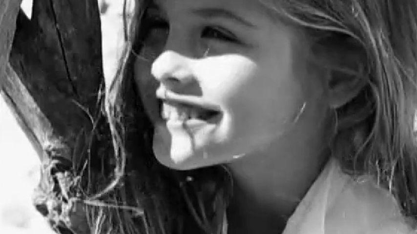 Zu früh? Anna Nicole Smith' Tochter (6) als Model