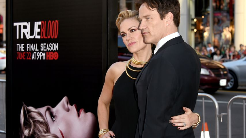 """True Blood""-Hauptdarsteller Anna Paquin und Stephen Moyer"