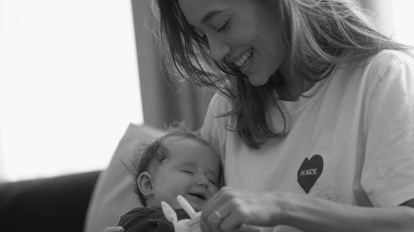 Sieben Monate nach Geburt: Anna Schürrle gibt Mama-Update!