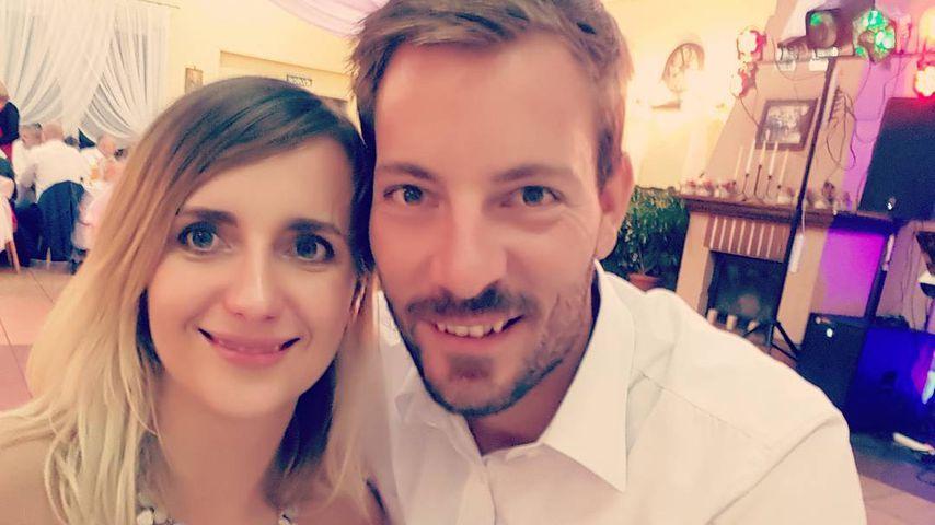 Bauer Gerald mit seiner Verlobten Anna