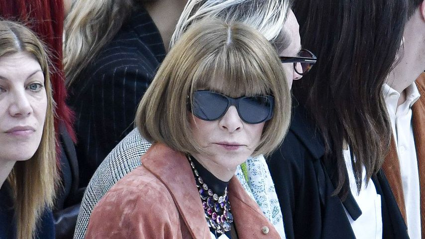 Anna Wintour in Mailand, 2020
