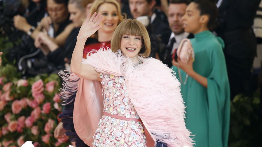 Anna Wintour bei der Met Gala 2019