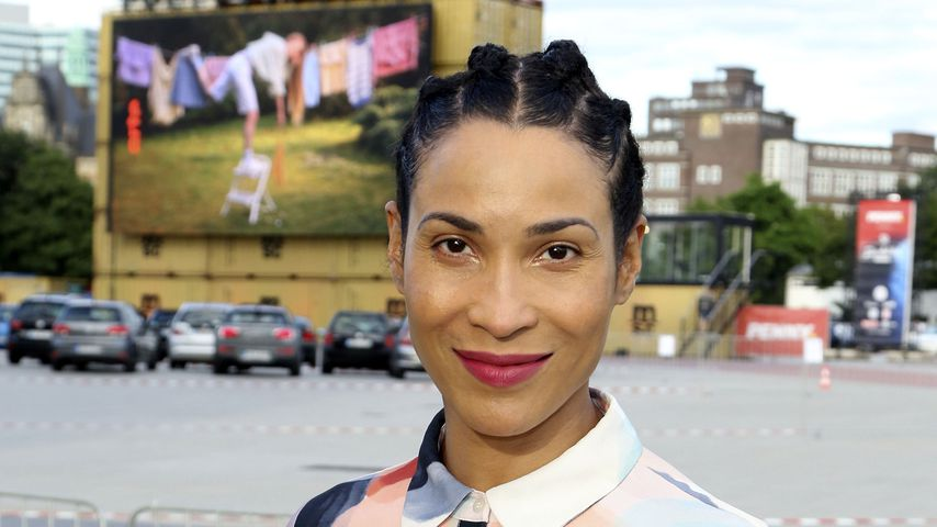 Annabelle Mandeng im Juli 2020 in Hamburg